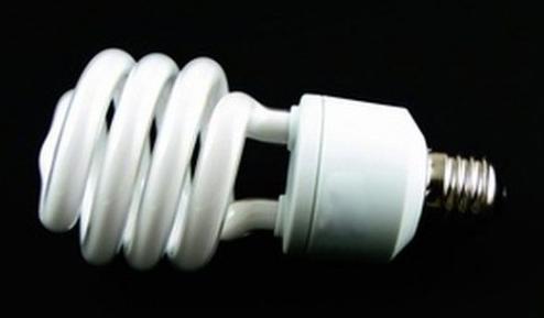 Мигает лампочка при выключенном свете