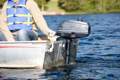 масло в лодку в редуктор