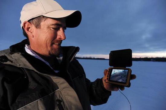 самодельная подводная камера для зимней рыбалки