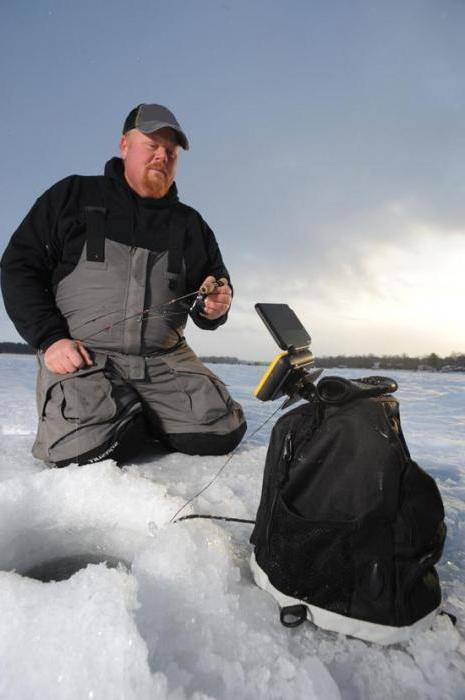 мини камера для подводной съемки зимней рыбалки