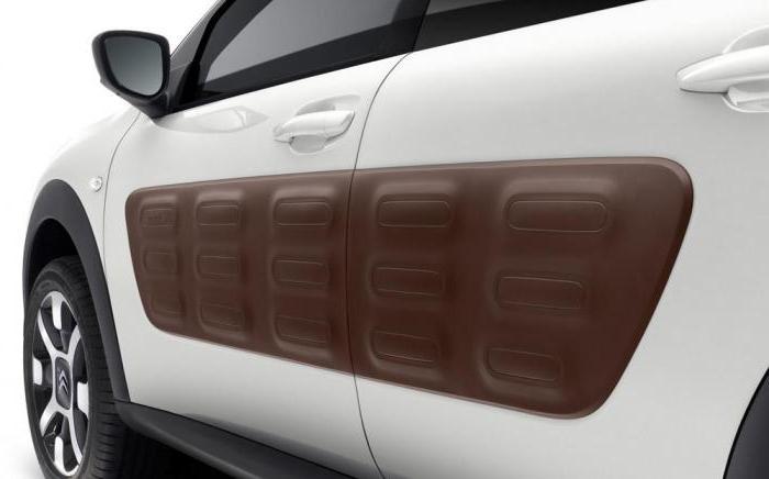 Резиновый отбойник для автомобилей