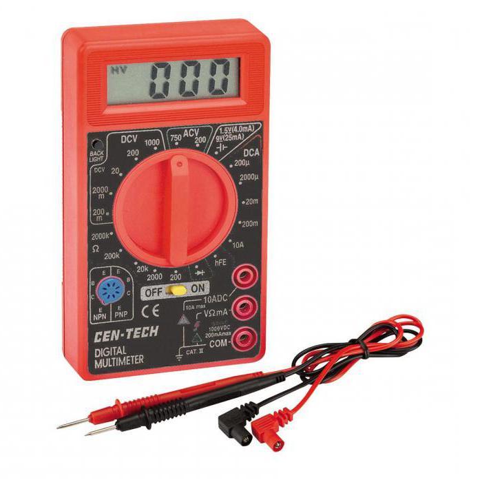 Как измерить емкость аккумулятора мультиметром