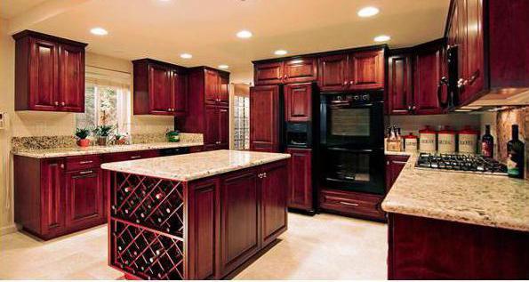 Какой материал для фасада кухни лучше выбрать