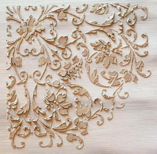 Untuk Melakukan Ini Gunakan Stensil Dan Satu Warna Menggunakan Corak Yang Dipilih Perhiasan Berwarna Warni Akan Memerlukan Lebih Banyak Kemahiran