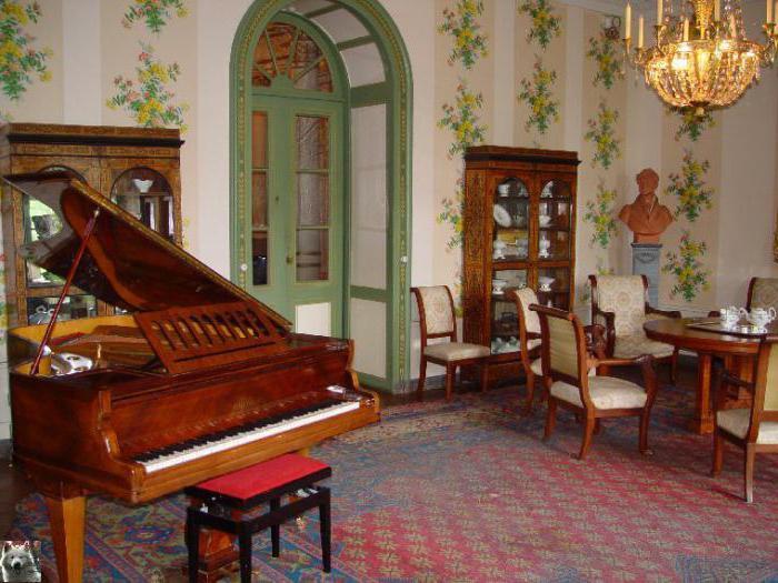 Мебель в стиле русский ампир