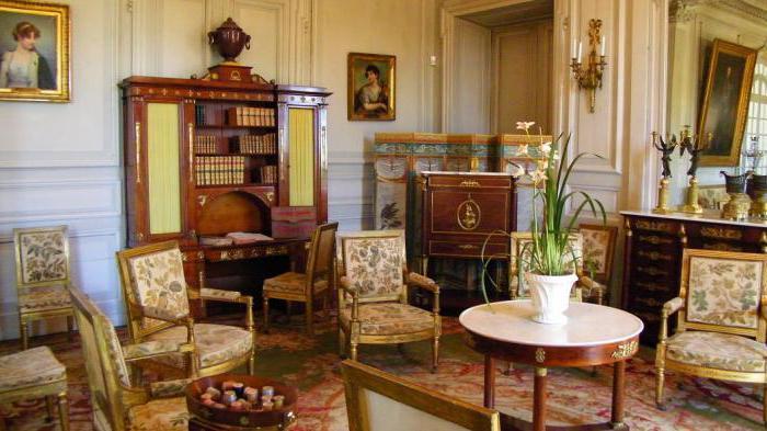 Мебель в стиле ампир особенности