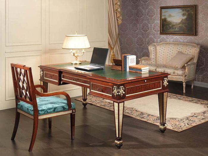 Мягкая мебель в стиле ампир