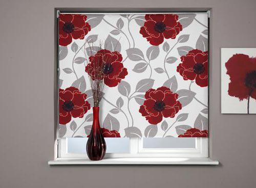 Рулонная штора на пластиковые окна инструкция