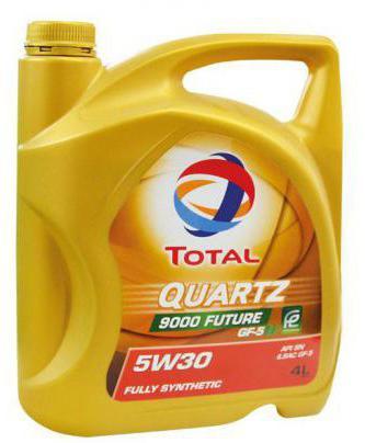 """Моторное масло """"Тотал Кварц 9000 5W30"""": отзывы, характеристики"""