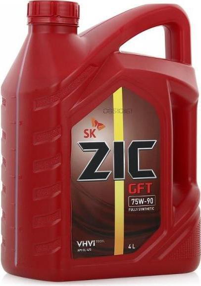 Трансмиссионное масло ZIC 75w90 отзывы