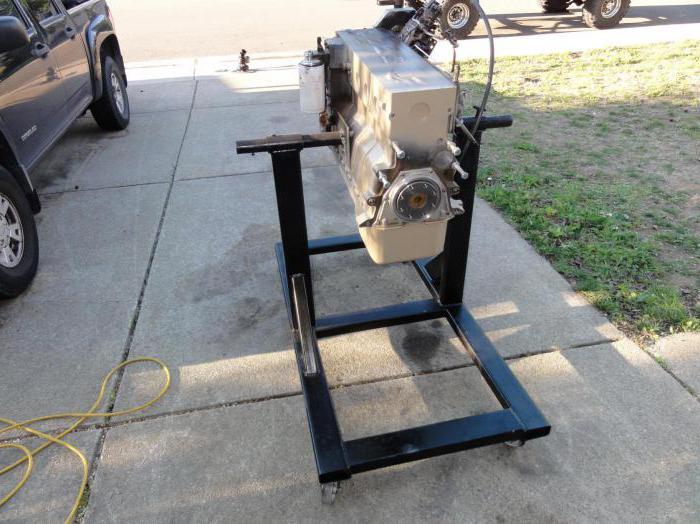Стенд для разборки и сборки двигателей Камаз 740