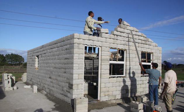 Стоимость строительства дома из газобетона под ключ