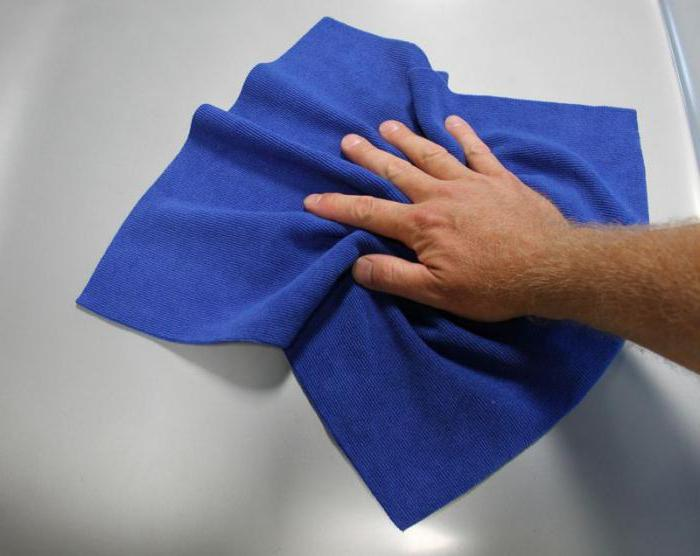 Пляжное полотенце микрофибра