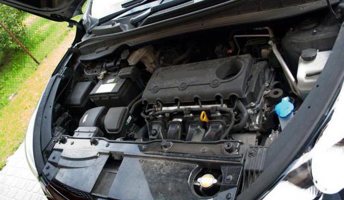 Хендай Икс 35 система питания бензиновый двигатель