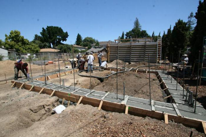 План постройки дома из бруса