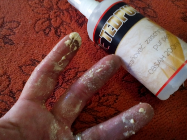 Чем смыть руки от монтажной пены в домашних условиях 908
