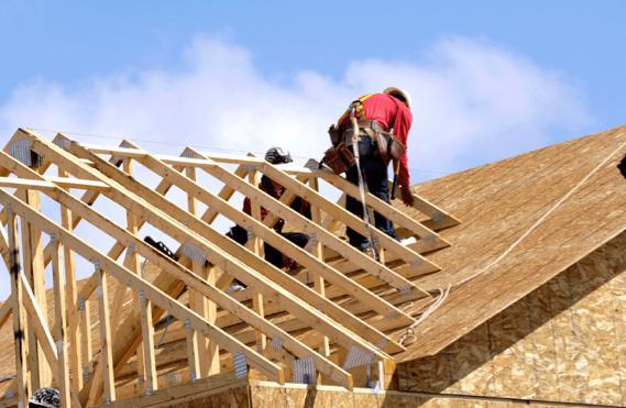 Строительство крыши дома своими руками