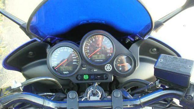 Тюнинг Yamaha FZS 1000