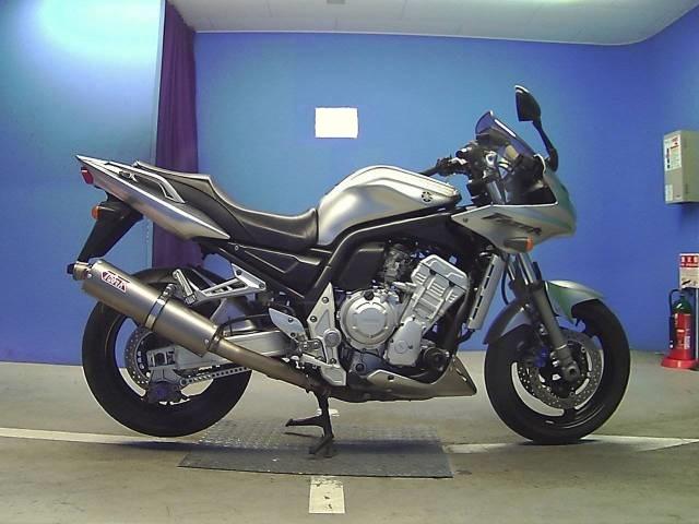 Yamaha FZS 1000 технические характеристики