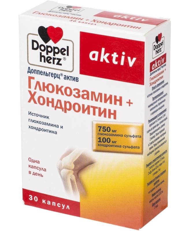Таблетки для восстановления хрящевой ткани коленного сустава