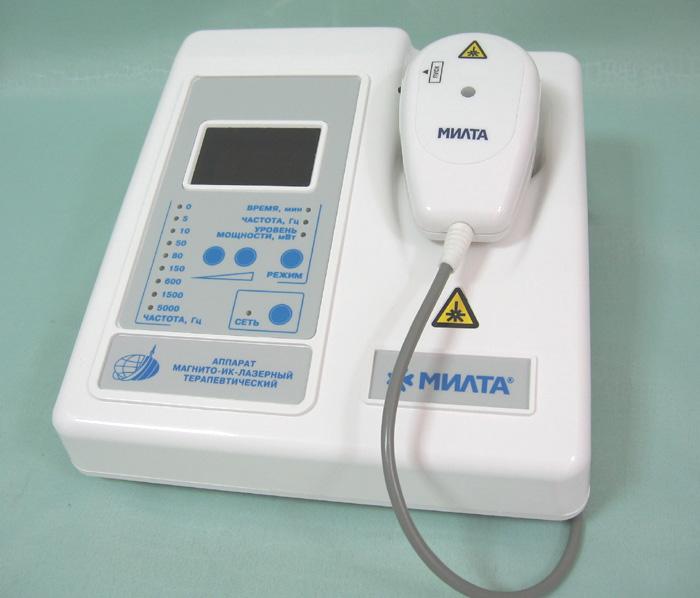 Аппараты физиотерапии для домашнего использования