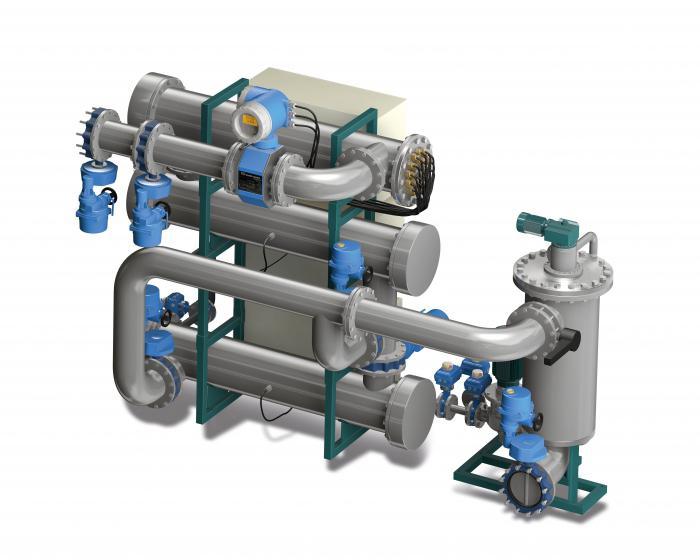 Фибос фильтр для воды автоматика слива