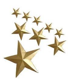 Как нарисовать пятиконечную звезду поэтапно