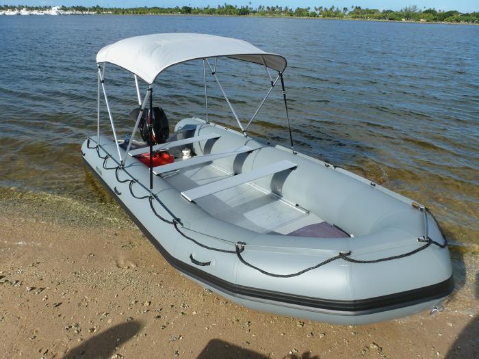 Моторы для надувных лодок: выбор, производители, модели и цены