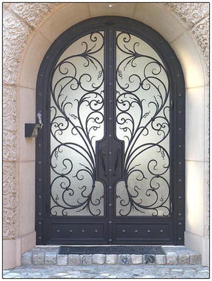 Входные двери стандартные размеры