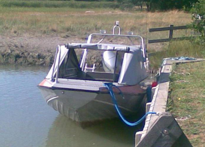 Лодка Прогресс 4 технические характеристики