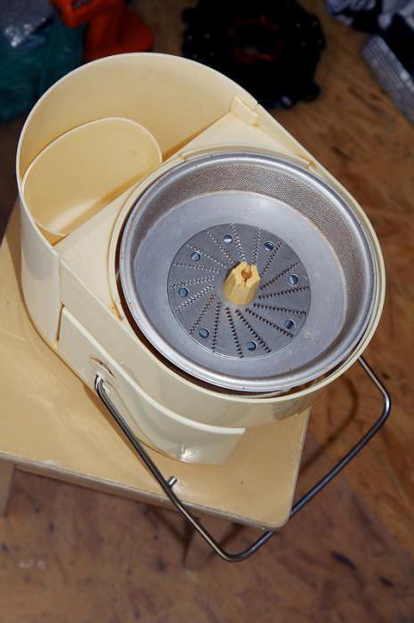инструкция по использованию соковыжималки