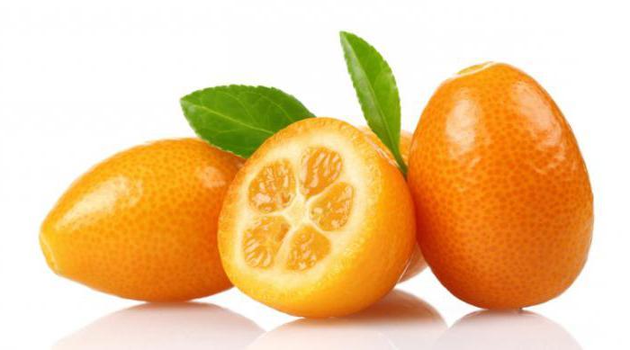 кумкват фрукт