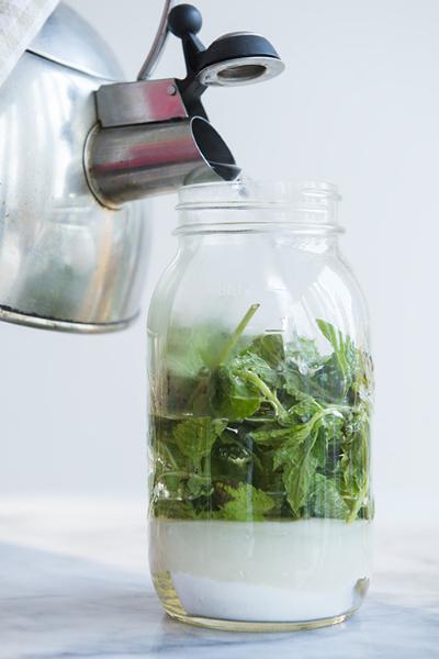 Мятный сироп: основное применение и рецепт приготовления в домашних условиях