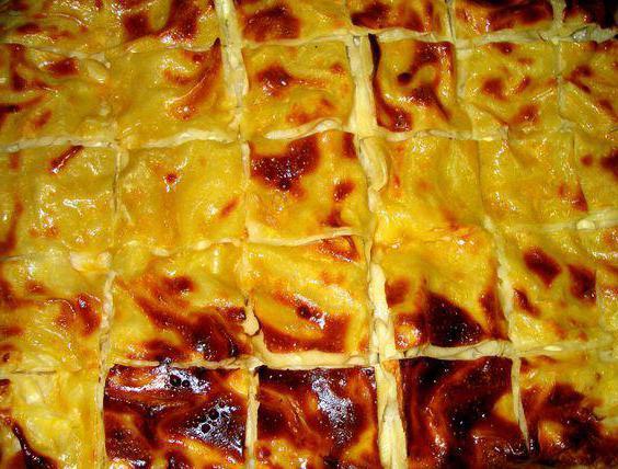 Киш с начинкой из нерки с козьим сыром, пошаговый рецепт с фото
