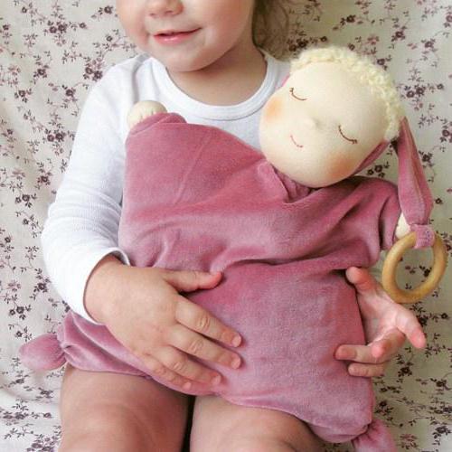 грелка с вишневыми косточками для новорожденных