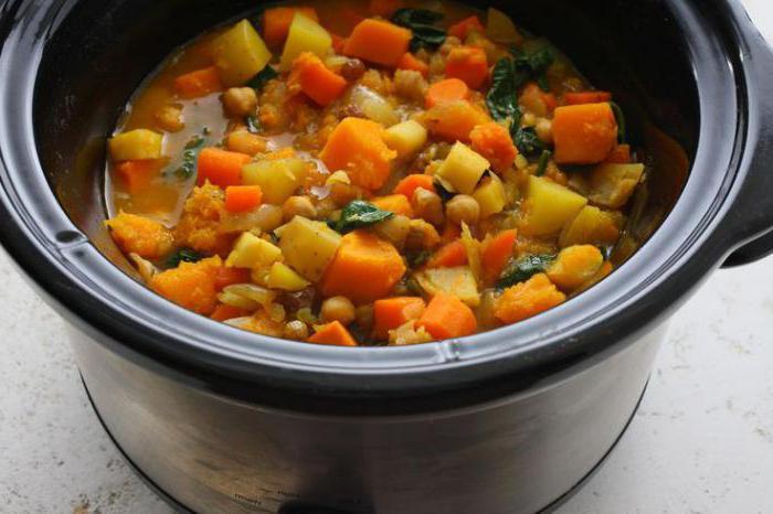 Тушеные овощи рецепты с фото в мультиварке