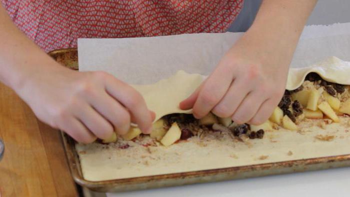 Как приготовить пирог на сковороде с фото