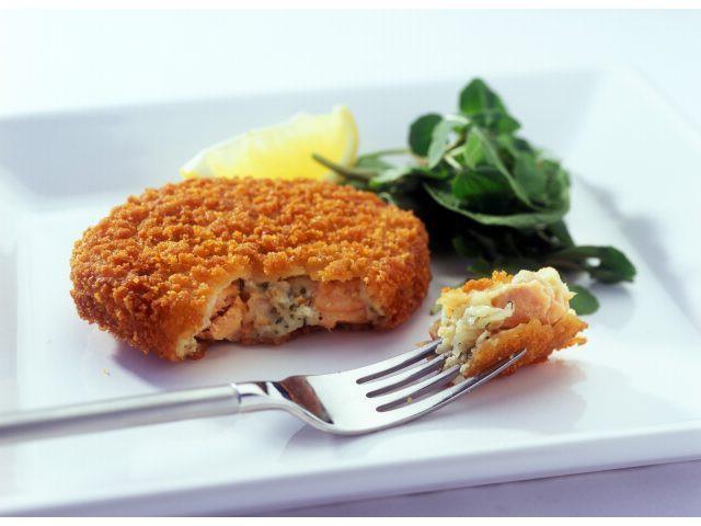 Котлеты из красной рыбы самый вкусный рецепт