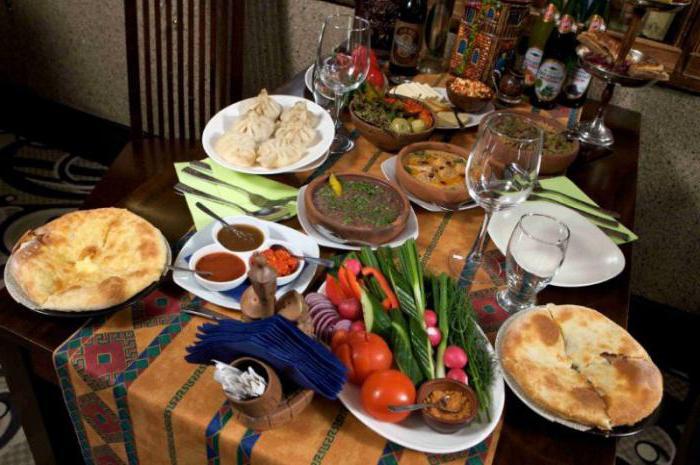 кабардинская кухня