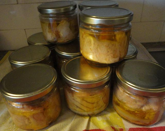 рецепт рыбных консервов в автоклаве
