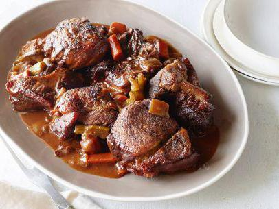 рецепт мяса в духовке кусочками рецепты с фото