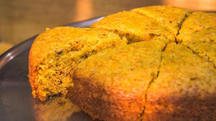 морковный пирог с орехами рецепт от юлии высоцкой