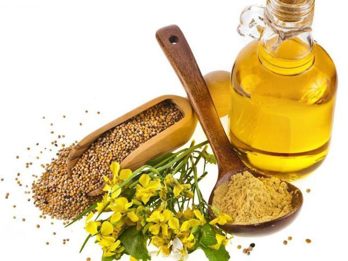 Виды масел и их применение