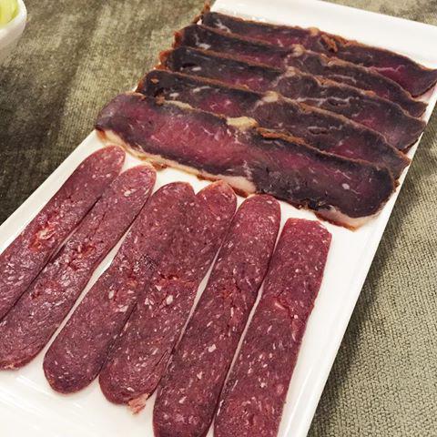 конская колбаса махан
