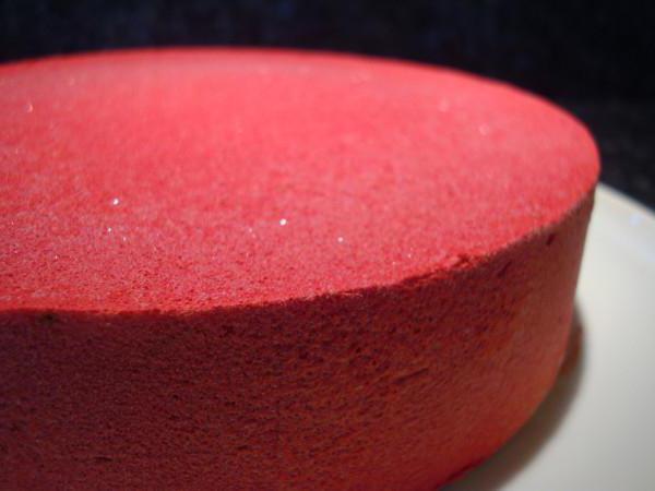 велюровое покрытие для торта