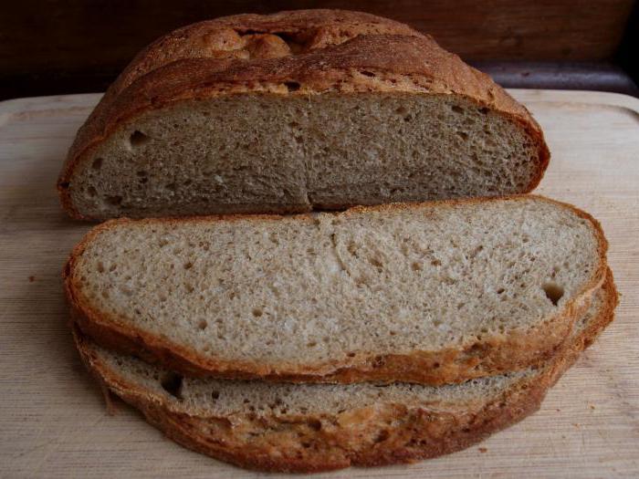 После посадки в духовку хлеба налейте в глубокий противень стакан крутого кипятка и сразу же закройте дверцу духовки.