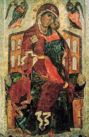 празднование в честь толгской иконы божией матери