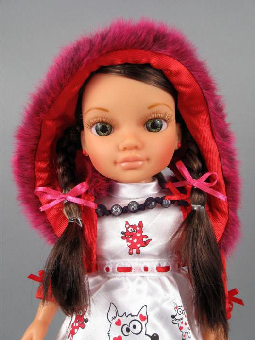 кукла famosa нэнси