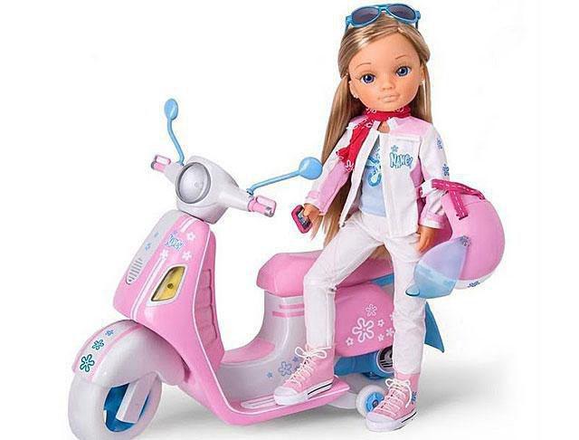 кукла nancy famosa