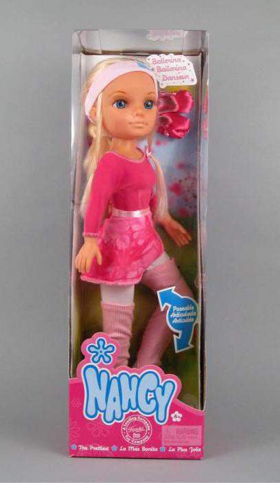 кукла famosa нэнси отзывы